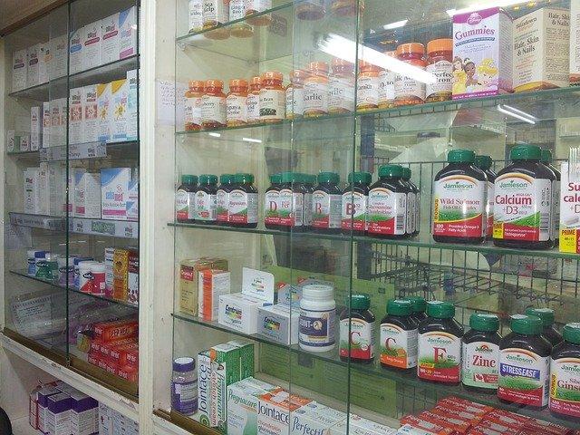 Een vertrouwd beeld in de winkelstraat: de drogist